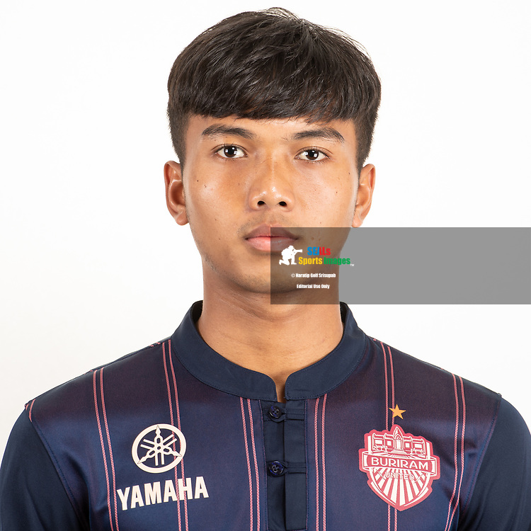 THAILAND - JUNE 26: Veerawat Janta #71 of Buriram United on June 26, 2019.<br /> .<br /> .<br /> .<br /> (Photo by: Naratip Golf Srisupab/SEALs Sports Images/MB Media Solutions)