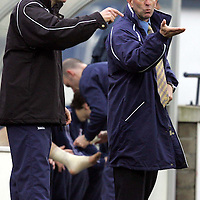 Raith Rovers v St Johnstone..30.10.04<br />