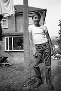 Scott by a Pole, High Wycombe, UK, 1980s