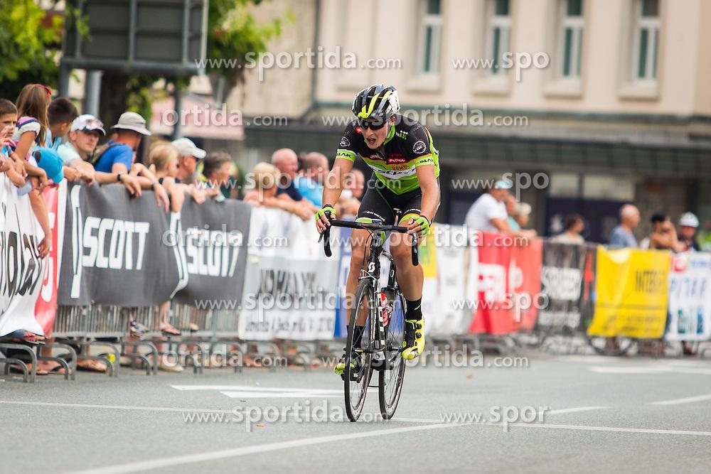 Svab Jernej of Sava Kranj  during cycling race 48th Grand Prix of Kranj 2016 / Memorial of Filip Majcen, on July 31, 2016 in Kranj centre, Slovenia.  Photo by Ziga Zupan / Sportida