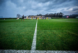 Stadium during friendly football match between NK Fantazisti (SLO) and 1st TFC - First Tennis & Football Club (AUT) presented by professional and former tennis players, on November 25, 2017 in Nacionalni nogometni center Brdo pri Kranju, Slovenia. Photo by Vid Ponikvar / Sportida