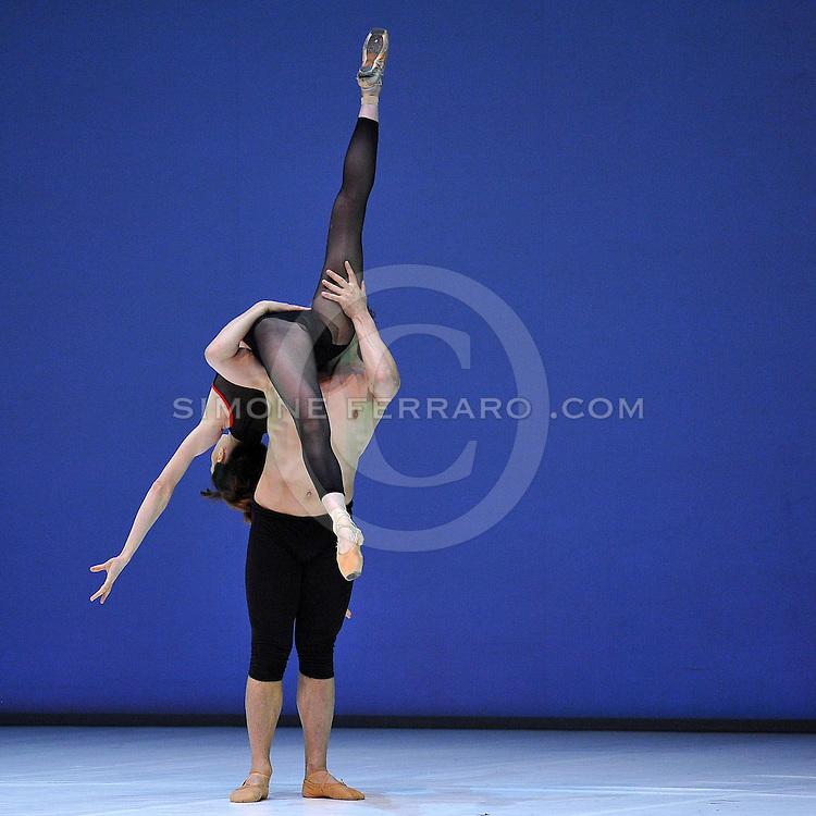 Udine 08 giugno 2014<br /> Teatro Nuovo Giovanni da Udine.<br /> Gala di danza per celebrare i 50 anni della scuola di danza Ceron.<br /> &copy; foto di Simone Ferraro