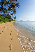 Kahala Beach, Honolulu, Oahu, Hawaii