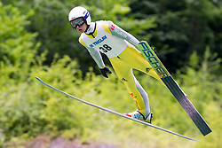 Martin Hamann from Germany during Ski Jumping Continental Cup Kranj 2018, on July 8, 2018 in Kranj, Slovenia. Photo by Urban Urbanc / Sportida