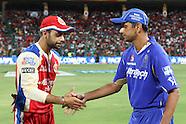 IPL Match 27 Royal Challengers Bangalore v Rajasthan Royals