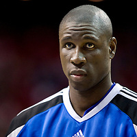 NBA - ORLANDO (USA) - 01/11/2008 -  .ORLANDO MAGIC V SACRAMENTO KINGS  (121-103)  MICKAEL PIETRUS / ORLANDO MAGIC