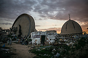 Khuza's center completely destroyed during the last war
