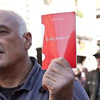 >Indignati. Roma, 15.10.2011<