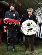 Turkey Attacks - Besiktas - Kayserispor Soccer Game- 14 Dec 2016