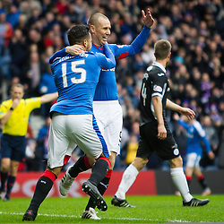 Rangers v Queen of the South | Scottish Championship | 26 March 2016