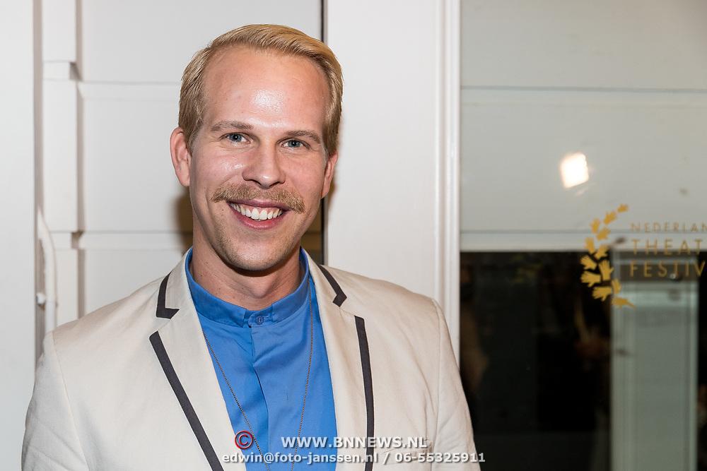 NLD/Amsterdam/20170917 - Gala van het Nederlands Theater 2017, Rick Paul van Mulligen