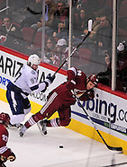 NHL: Tampa Bay Lightning vs Phoenix Coyotes//20120121