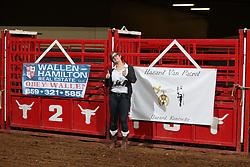 Shrine Rodeo light test, Thursday, Nov. 21, 2013 at Alltech Arena in Lexington.