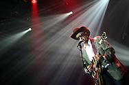 Juan Bautista López, mejor conocido como Yátu, es indudablemente un ícono para la historia del rock Venezolano. Por más de tres décadas, ha tenido una importante trayectoria con La Kamara de la Tortura (1978-1982) la legendaria agrupación Seguridad Nacional (1982-1994) Trance Nuance (1995-1996) y La Hermandad (1998-2002)-07. (ivan gonzalez)