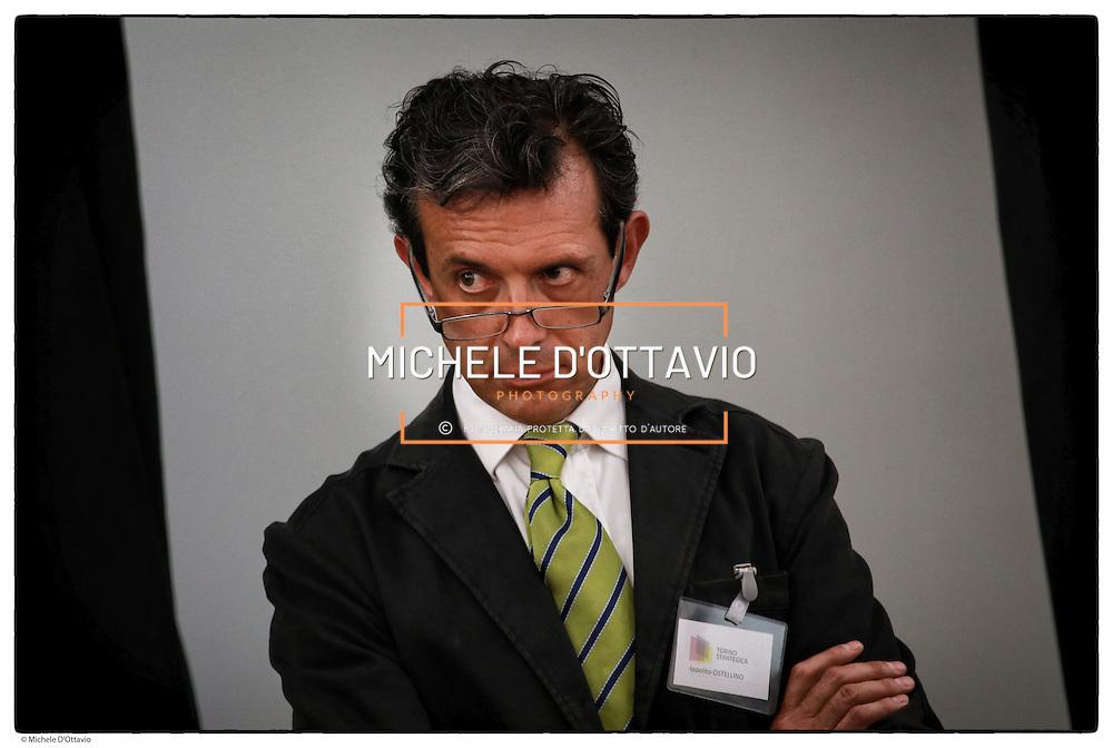 Ippolito Ostellino Direttore ente di gestione delle Aree protette del Po e della collina torinese