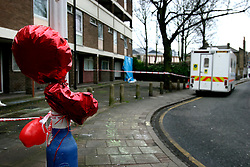 UK ENGLAND LONDON 20FEB07 - General view of the Fenwick Estate, a social housing project in Clapham, south London where 15-year old Billy Cox was shot in his own home on Valentine's Day 2007...jre/Photo by Jiri Rezac..© Jiri Rezac 2007..Contact: +44 (0) 7050 110 417.Mobile:  +44 (0) 7801 337 683.Office:  +44 (0) 20 8968 9635..Email:   jiri@jirirezac.com.Web:    www.jirirezac.com..© All images Jiri Rezac 2007 - All rights reserved.