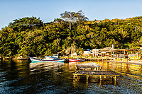 Bar na Lagoa da Conceição. Florianópolis, Santa Catarina, Brasil. / Bar at Conceicao Lagoon. Florianopolis, Santa Catarina, Brazil.