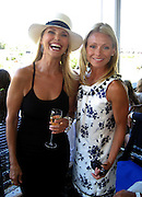 Christie Brinkley with Kelly Ripa.Classic Horse Show.Bridgehampton, NY, USA.Sunday, September, 02, 2007.Photo By Celebrityvibe; .To license this image please call (212) 410 5354 ; or.Email: celebrityvibe@gmail.com;.