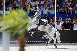 Hough Lauren, USA, Cornet 39<br /> Rolex Grand Prix CSI 5* - Knokke 2017<br /> © Dirk Caremans<br /> 09/07/17