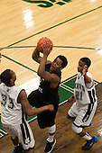 Cedar Ridge vs. McNeil - Men's Basketball - January 17, 2014