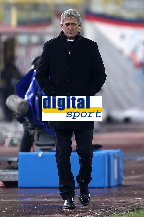 """Vladimir Petkovic Lazio.Bologna 10/12/2012 Stadio """"Dall'Ara"""".Football Calcio Serie A 2012/13.Bologna v Lazio.Foto Insidefoto Paolo Nucci."""