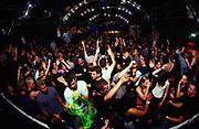 Crowd at Bedrock at Heaven London 2000