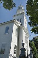 Old First Church, or First Congregational Church of Bennington