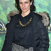 London, England, UK. 10th January 2018. Indira Varma arrives at Cirque du Soleil OVO - UK premiere at Royal Albert Hall.