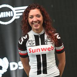 05-01-2017: Wielrennen: Presentatie Sunweb Giant: Rotterdam  <br />MUNSTER (GER) wielrennen<br />Sabrina Stultiens