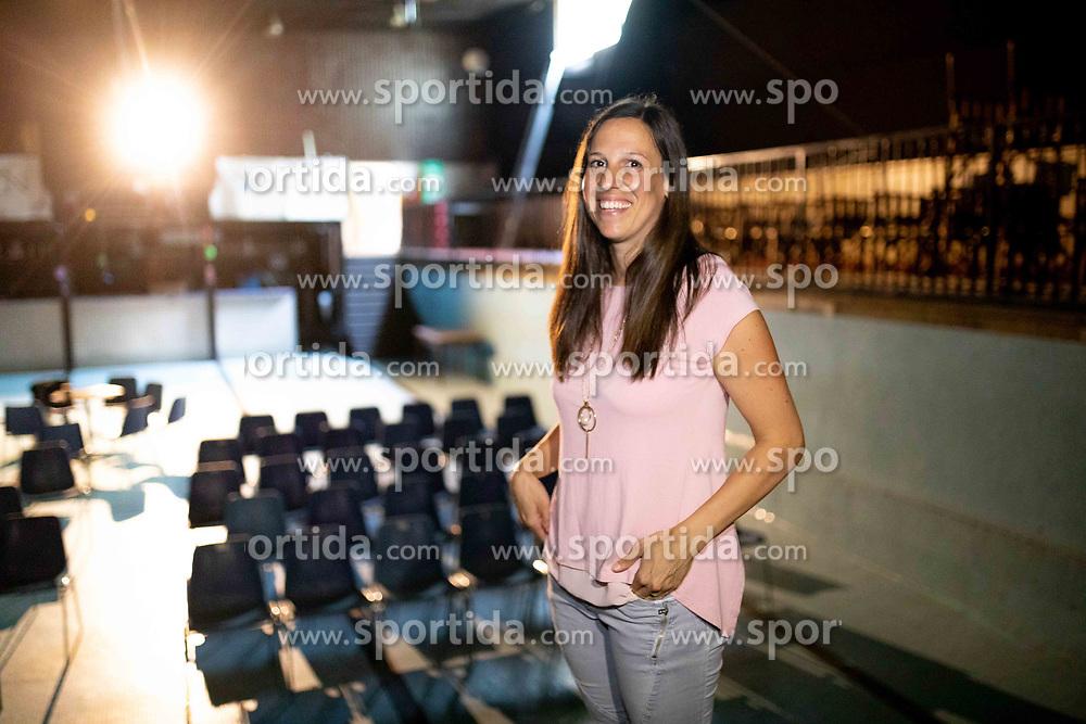 Portrait of Anja Carman, on July 17, 2019 in Kranj, Kranj, Slovenia. Photo by Ziga Zupan / Sportida