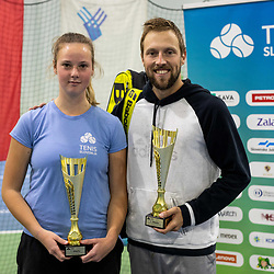 20191222: SLO, Tennis - Final of Slovenian National Championship in Medvode