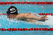 Christopher Arbuthnott, Mens 50m butterfly, New Zealand Short Course Swimming Championships, Sir Owen G. Glenn National Aquatic Centre, AUT Millennium, Auckland. 11 August 2015. Copyright Photo: William Booth / www.photosport.nz