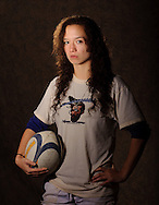 Junior wing Ann Leese is the social chair of the undefeated Bruin Rangers womens' rugby team at UCLA.