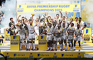 Bath v Saracens - Premiership Final - 30/05/2015
