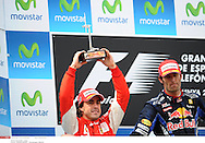 webber (mark) - (aus) - red bull .... *** Local Caption *** alonso (fernando) - (esp) - ..