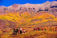 Telluride Mountain Village, Telluride, Colorado USA.