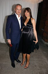 ANTON & LISA BILTON at a party to celebrate the opening of Roger Vivier in London held at The Orangery, Kensington Palace, London on 10th May 2006.<br /><br />NON EXCLUSIVE - WORLD RIGHTS