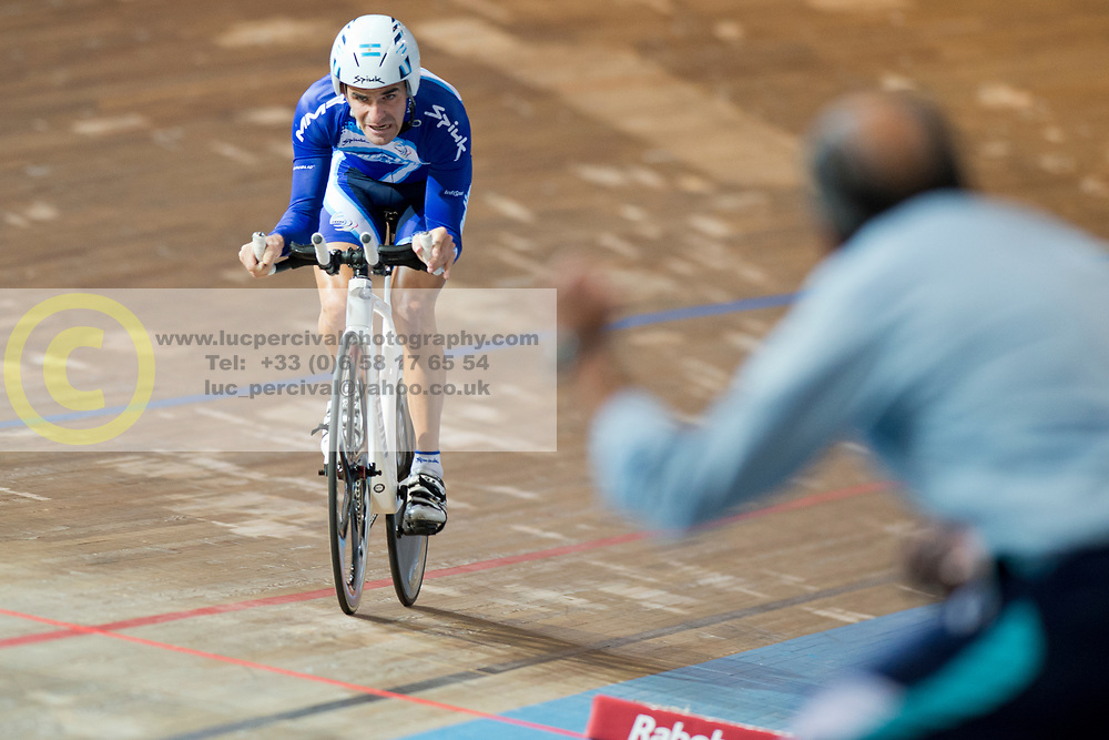 , ARG, 1km TT, 2015 UCI Para-Cycling Track World Championships, Apeldoorn, Netherlands