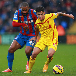 Crystal Palace v Liverpool | Premier League | 23 November 2014