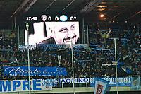 A minute of silence for singer Pino Daniele <br /> Minuto di silenzio per Pino Daniele da parte dei giocatori del Napoli  <br /> Cesena 06-01-2015 Stadio Orogel / Dino Manuzzi Football Calcio Serie A 2014/2015 Cesena - Napoli foto Luca Gambuti/Image Sport/Insidefoto