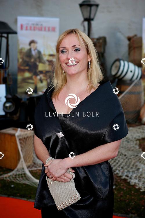 KAATSHEUVEL/EFTELING - Vanmiddag vond in Theater de Efteling de galapremiere plaats van de musical Kruimeltje, een coproductie van Rick Engelkes Producties en Efteling Theaterproducties.  Met op de foto Marleen van der Loo. FOTO LEVIN DEN BOER - PERSFOTO.NU