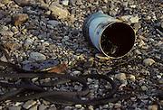 Hazardous waste, Hazardous materials, Mining Waste, Gold Mining, Gold, Gold Panning, Yukon-Charley Rivers National Preserve, Eagle, Alaska