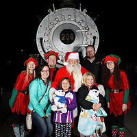 French Lick Polar Express - 12/10/2016