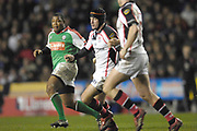 Reading, GREAT BRITAIN, David HUMPHRESYS, during the third round Heineken Cup game, London Irish vs Ulster Rugby, at the Madejski Stadium, Reading ENGLAND, Sa, t 09.12.2006. [Photo Peter Spurrier/Intersport Images]..