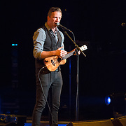 Chris Trapper opens for Chris Isaak at The Music Hall in Portsmouth, NH on August 19, 2017