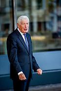 AMSTERDAM - Herdenkingsbijeenkomst in het Concertgebouw voor de overleden oud-premier Wim Kok.