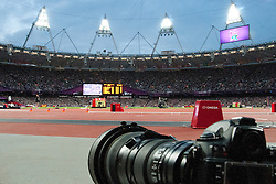Paralympic Stadium at the 2012 London Summer Paralympic Games