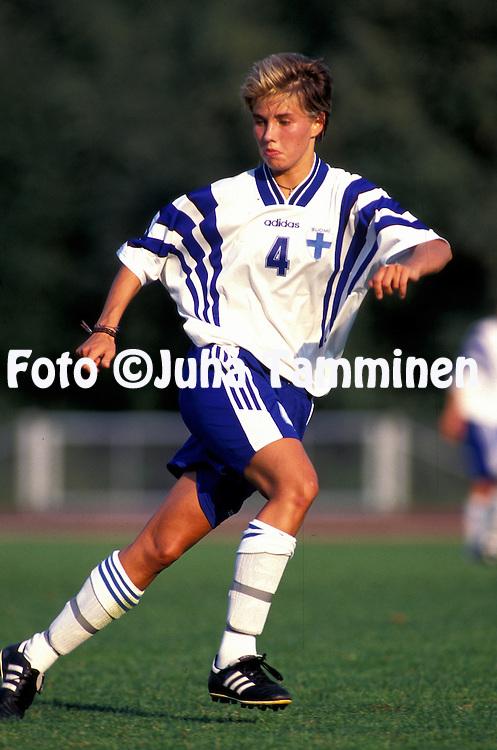 26.08.1997.Julia Uusmalmi - Suomi.©Juha Tamminen