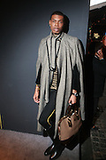 Galmo De at the 2010 Mercedes Benz Fall Fashion Week held at Bryant Park on February 12, 2010 in New York City