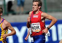 Friidrett<br /> 20. Juni 2009<br /> European Team Championships 1. st Leauge<br /> Fana Stadion<br /> 5000 m<br /> Sindre Buraas , Norge<br /> Foto : Astrid M. Nordhaug